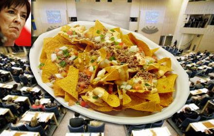 Socialdemokraterna har förstått vad väljarna vill ha. Tacos.