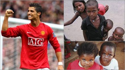 Gatubarn är oroade för hur Manchester United kommer påverkas av försäljningen av Cristiano Ronaldo.