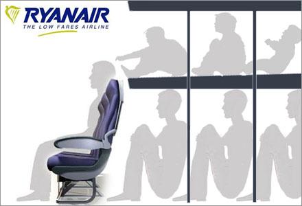 Genom att ta bort 30 stolar och bagageutrymmen ger man plats åt 100 sittande passagerare inklusive 50 barnplatser.