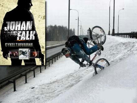 Actionscenerna för kommande Johan Falk-filmer klara.
