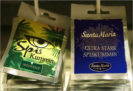 Spiskummin är inte olagligt, billigt att köpa och lättillgängligt.