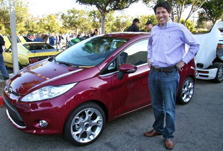 Ford Ka är billig i drift med bränslesnål motor, dessutom lättparkerad tack vare sin storlek.