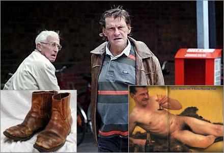 Söndersunkade cowboysstövlar och smaklösa utvik kommer att ställas ut till allmänheten.
