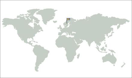 Japp det finns en värld utanför pyttelilla Sverige och de kan inte prata svenska.