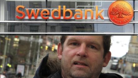 Swedbank skulle gå back om de inte tog ut avgifter och hur skulle det se ut va?