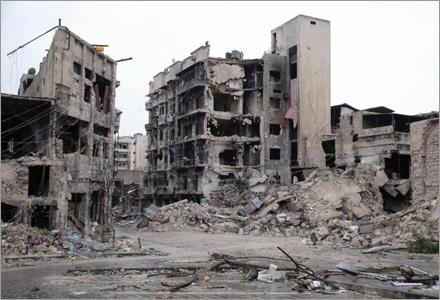 Syrien befinner sig i ett sekteristiskt inbördeskrig sedan 2011.