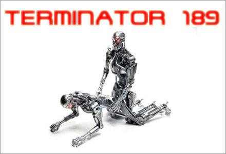 I Terminator 189 har modell 101 lärt sig imitera mänsklig fortplantning.