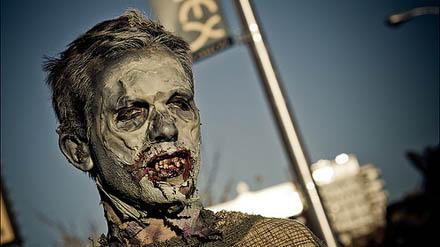 Zombierna konsumerade åtskilliga Big Brother deltagare