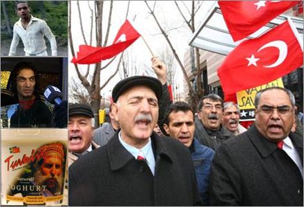 """Sveriges turkar är trötta på att användas i beskrivningen av konstiga invandrare med prefixet """"turk""""."""