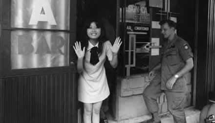 Arkivbild: Saigon 1967, mycket trevligare än Baghdad 2008
