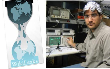 Wikileaksdokumenten överträffar konspirationsteoretikers fantasi.